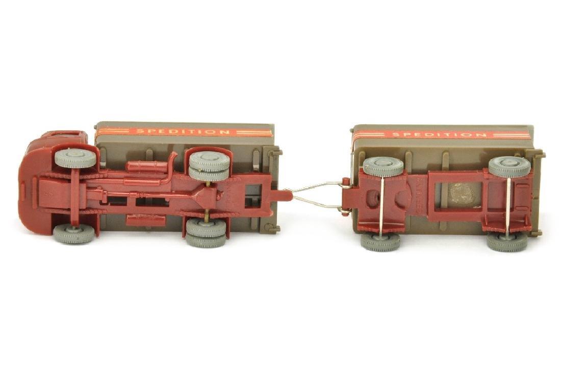 Kofferzug MB LP 321 Spedition - 3