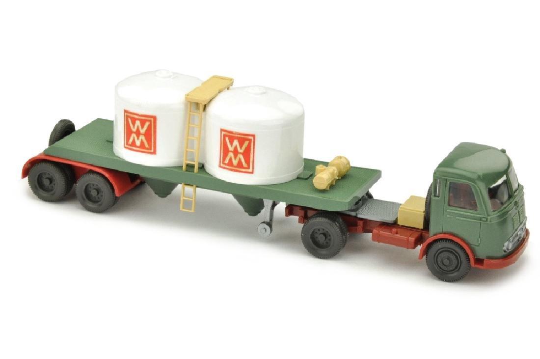 Chemikalien-Tankzug Pullman WM