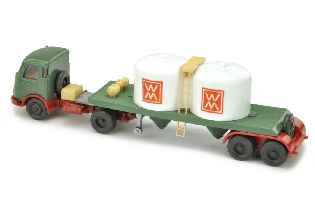 Chemikalien-Tankzug Pullman WM - 2