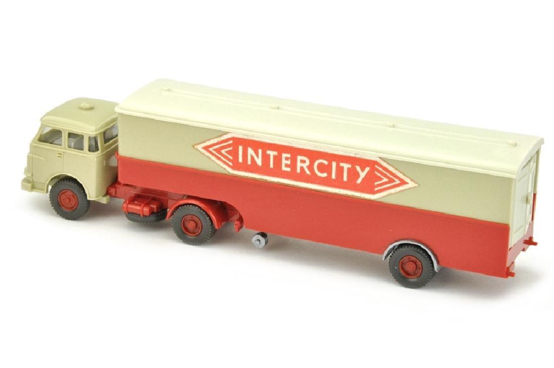 Koffer-Sattelzug MAN 10.230 Intercity (im Ork) - 2