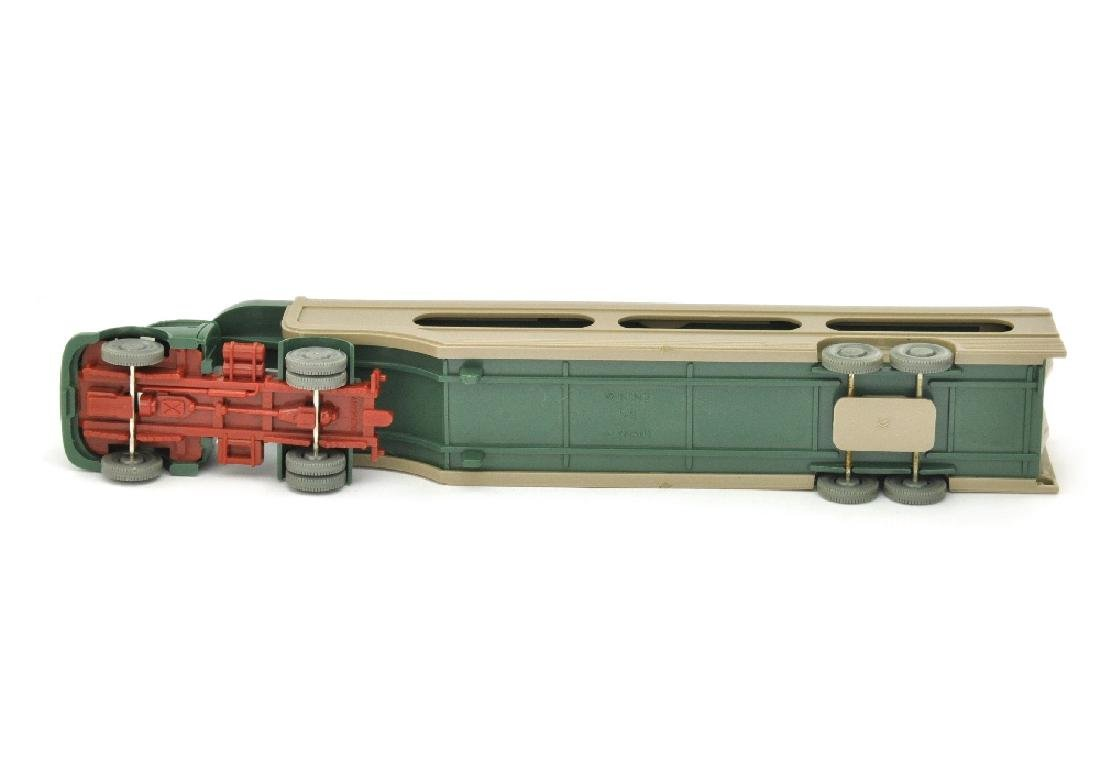 PKW-Transporter MB 1413, graugruen (im Ork) - 3