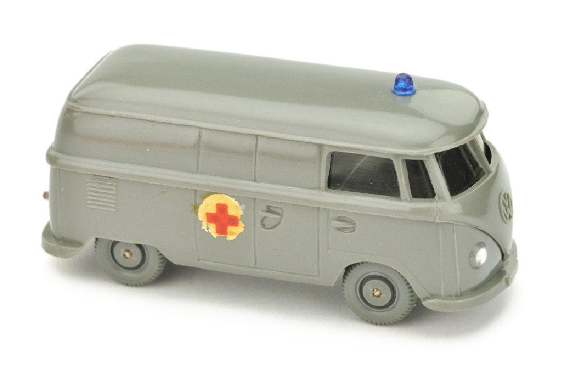 VW T1 Kasten Rotkreuz (Abziehbild)