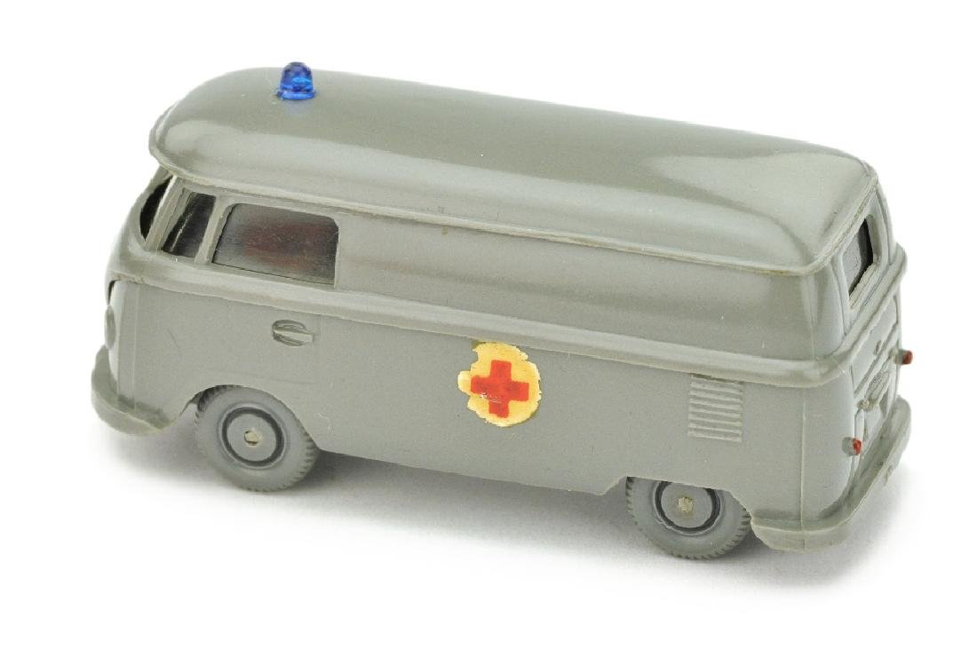 VW T1 Kasten Rotkreuz (Abziehbild) - 2
