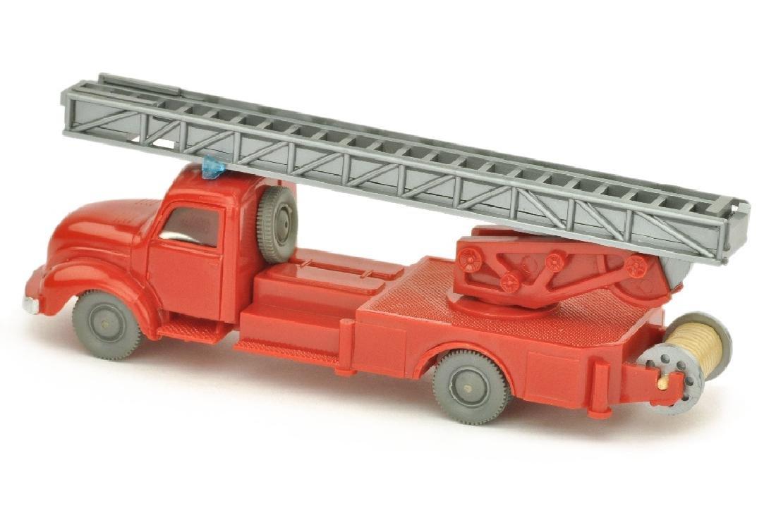Leiterwagen Magirus, rot - 2