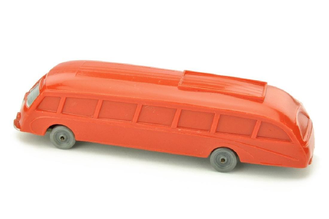 Stromlinienbus (Typ 2), orangerot - 2