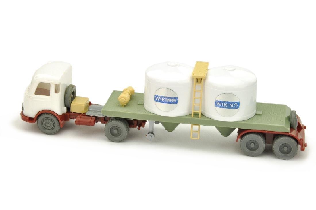 Chemikalien-Tankzug Pullman Wiking (im Ork) - 2