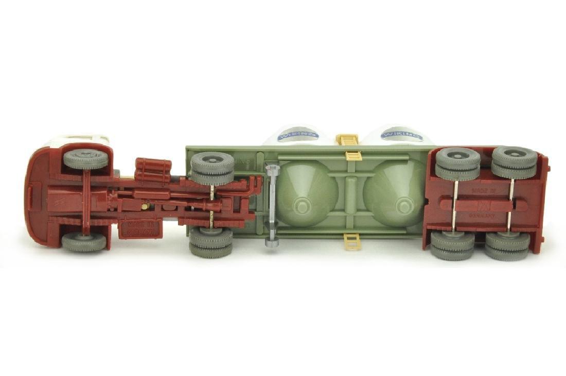 Chemikalien-Tankzug Pullman Wiking (im Ork) - 3