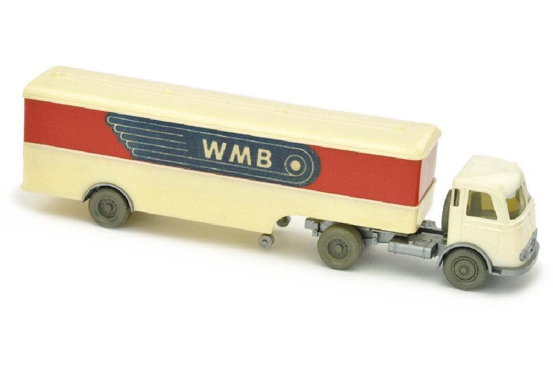 Koffer-Sattelzug Pullman WMB (mit OPS)
