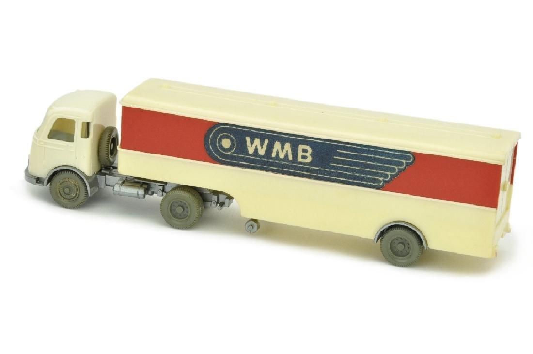 Koffer-Sattelzug Pullman WMB (mit OPS) - 2