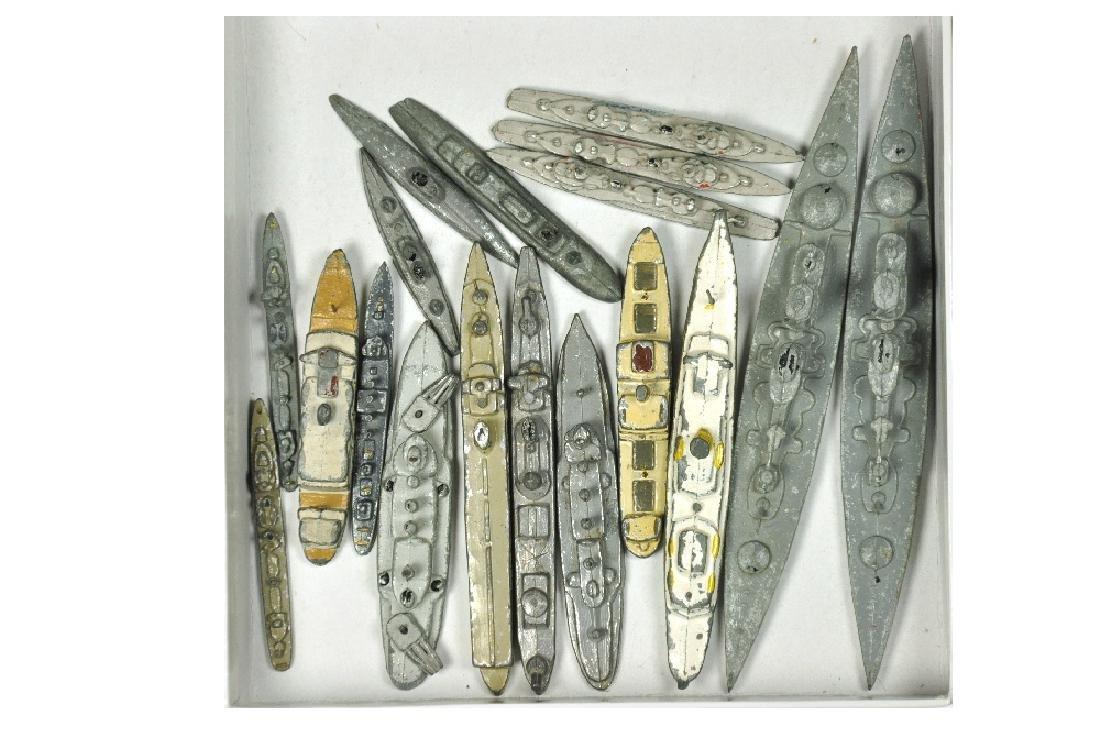 Konvolut 19 PILOT-Schiffe der fruehen 30er Jahre
