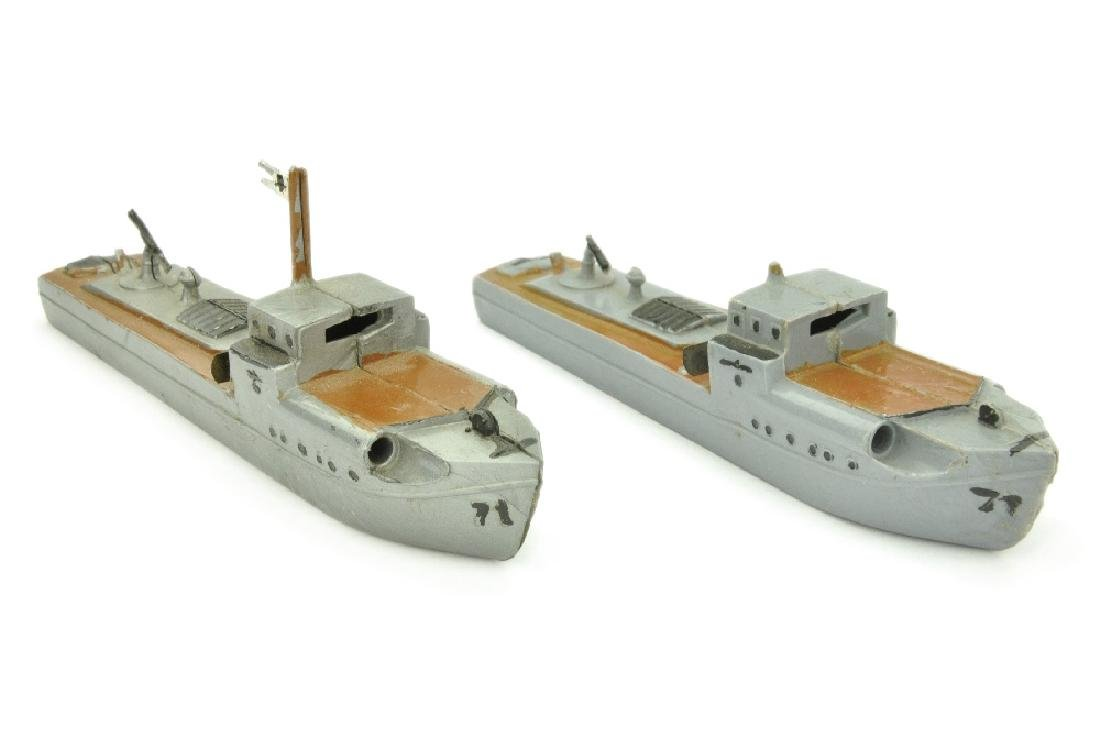 Konvolut 2 Torpedoboote (1:200)