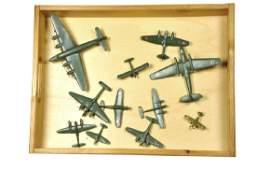Konvolut 101 Flugzeuge Dr Grope