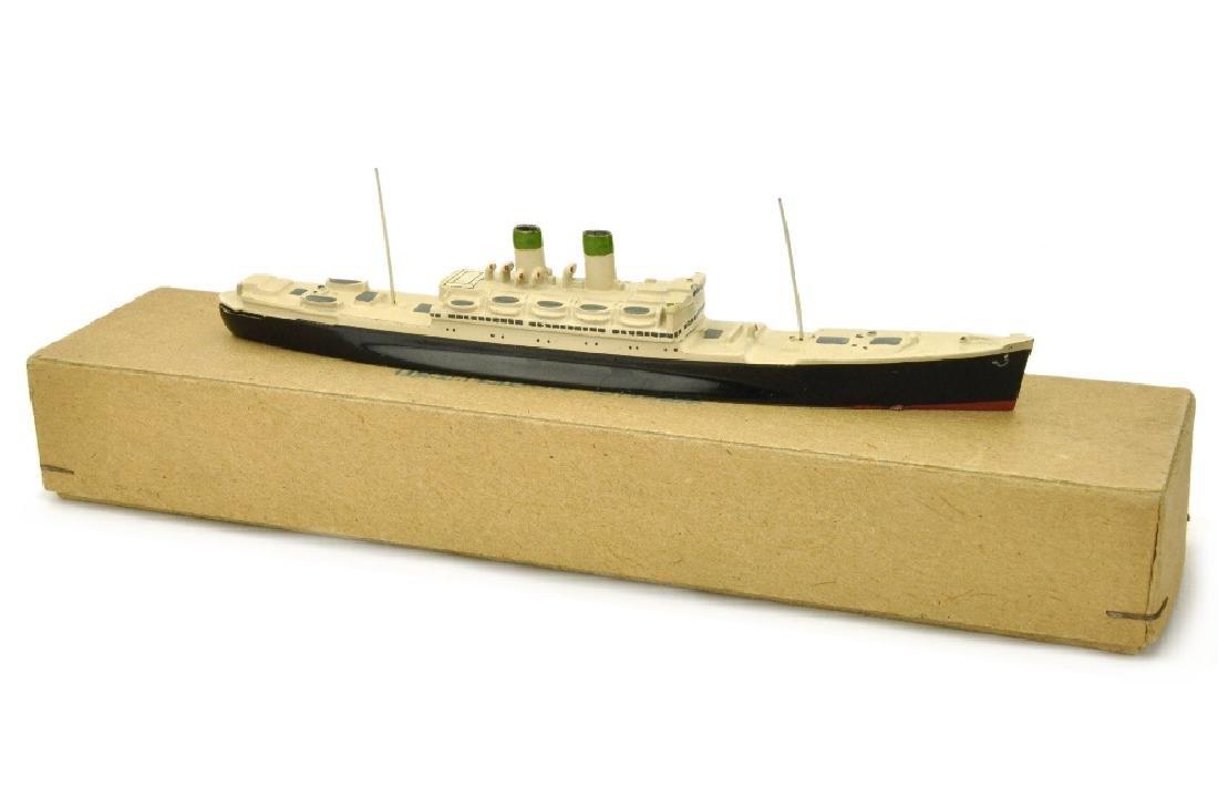 Passagierschiff Hamburg/New York (im Ork)