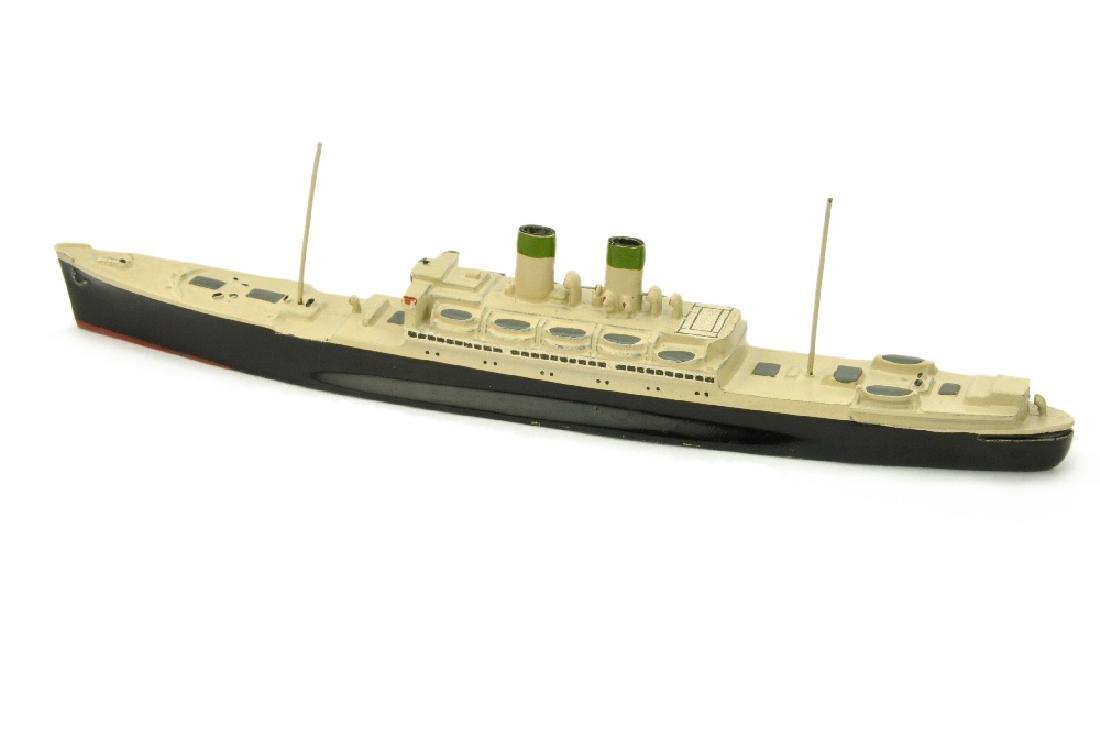 Passagierschiff Hamburg/New York (im Ork) - 2