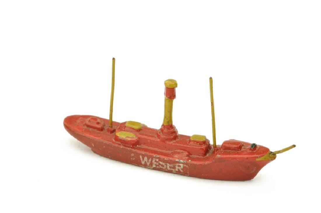 Feuerschiff (Typ 2) Weser