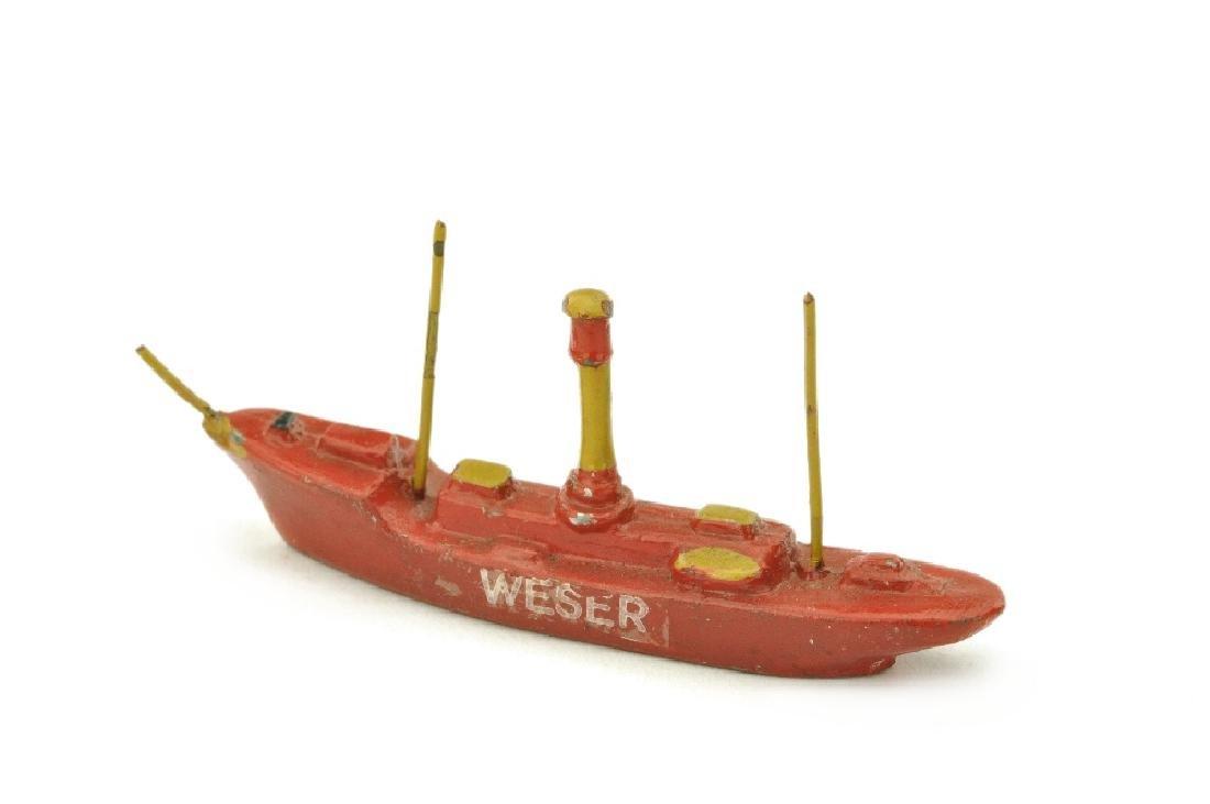 Feuerschiff (Typ 2) Weser - 2