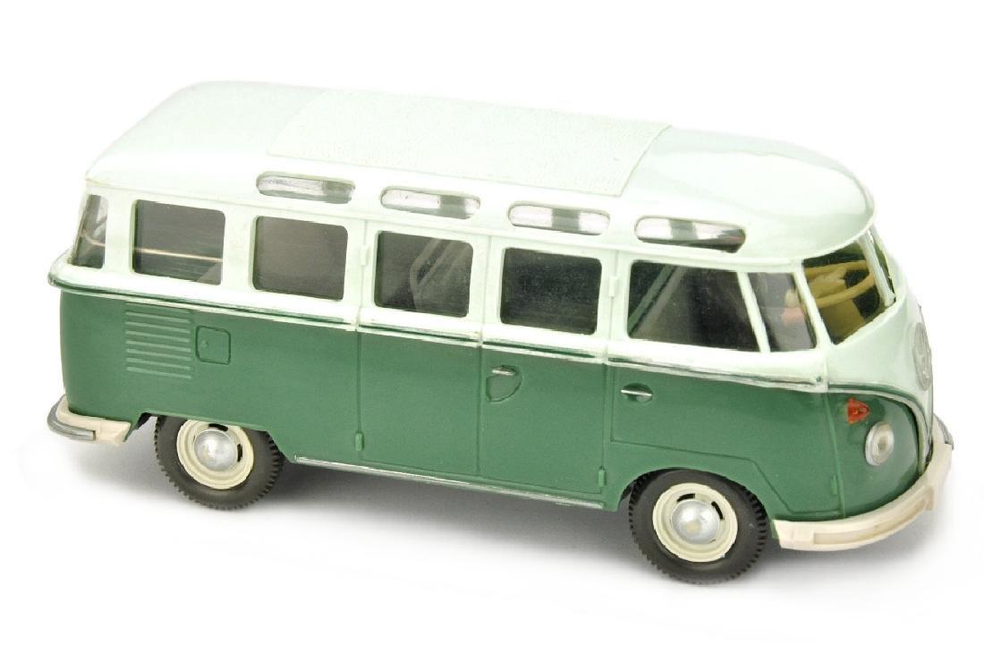 VW Sambabus (Typ 2), diamantgruen (2.Wahl)