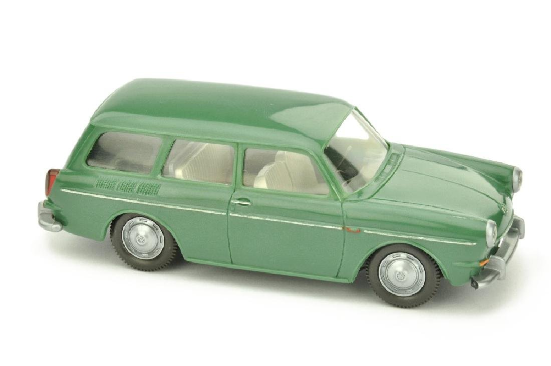 VW 1500 Variant, diamantgruen (2.Wahl)