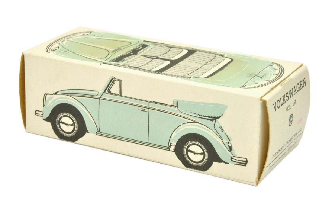 VW Kaefer Cabrio (Typ 3), weinrot (im Ork) - 2
