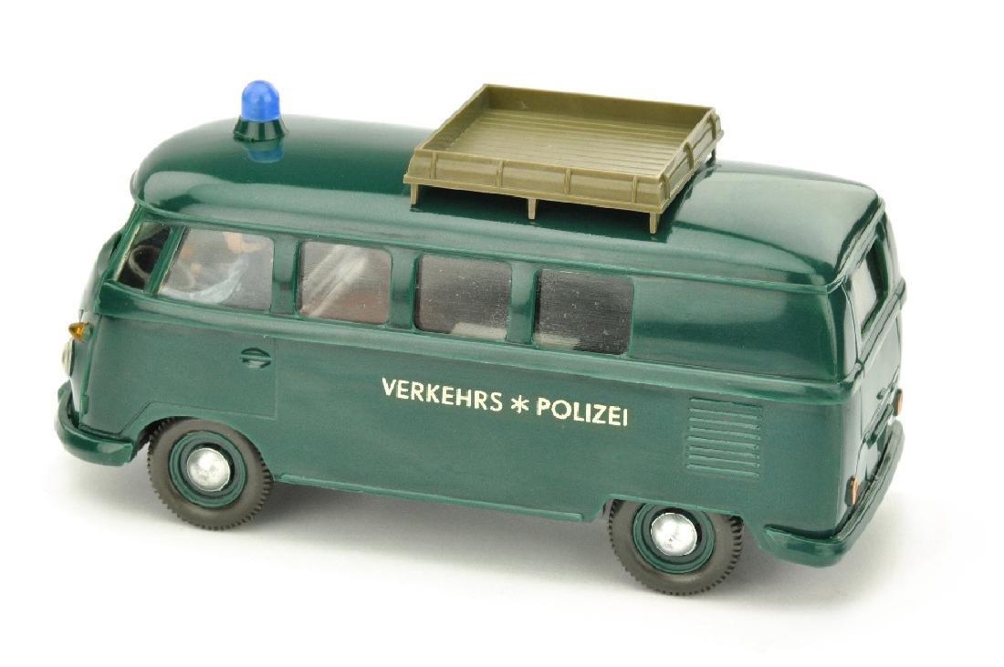 VW Polizeiwagen (Typ 2), blaugruen (2.Wahl) - 2