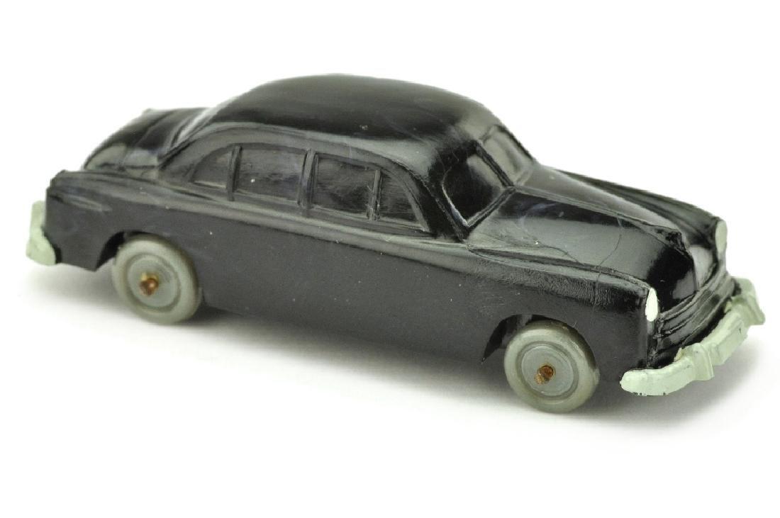 Amerikanische Limousine, schwarz