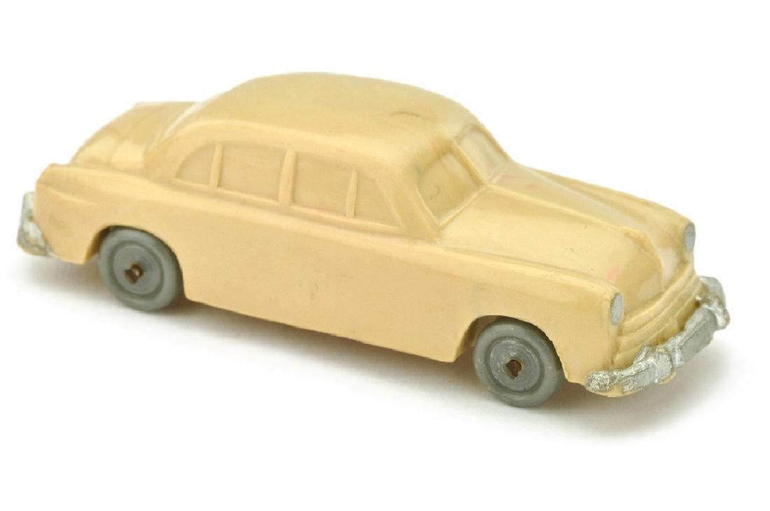 Amerikanische Limousine, beige