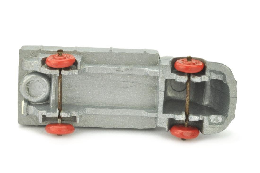 Tempo Matador (Typ 1), silbern (Raeder rot) - 2