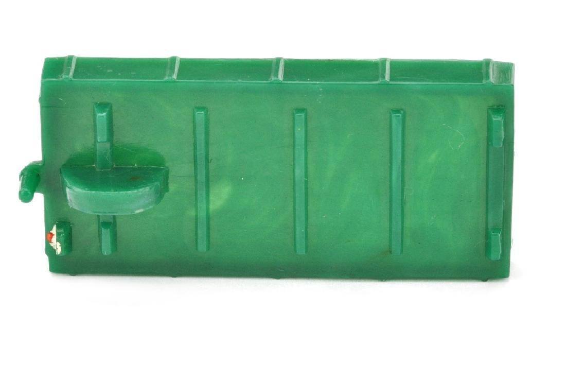 LKW-Pritsche, gruen (Pritschenflaeche strukturiert) - 2