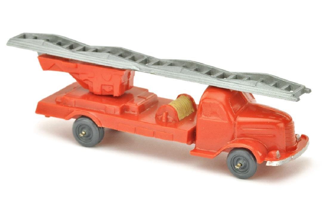 Leiterwagen Dodge, orangerot