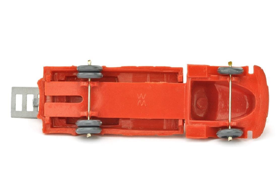 Leiterwagen Dodge, orangerot - 2