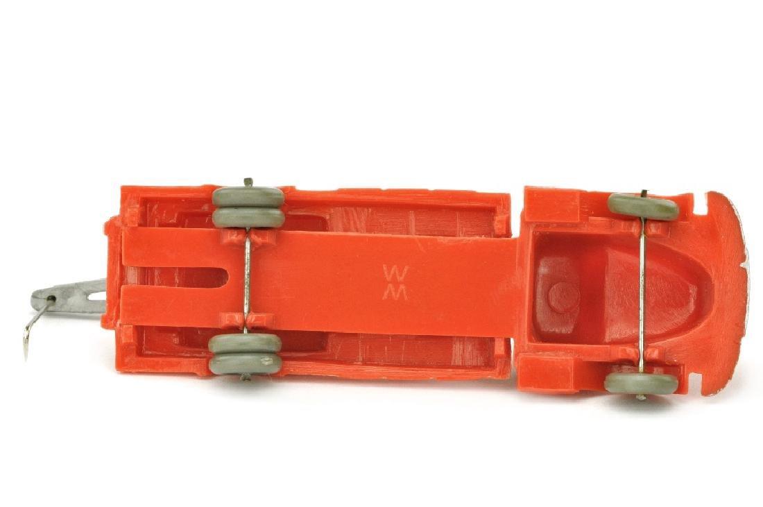 Kranwagen Dodge, orangerot - 2