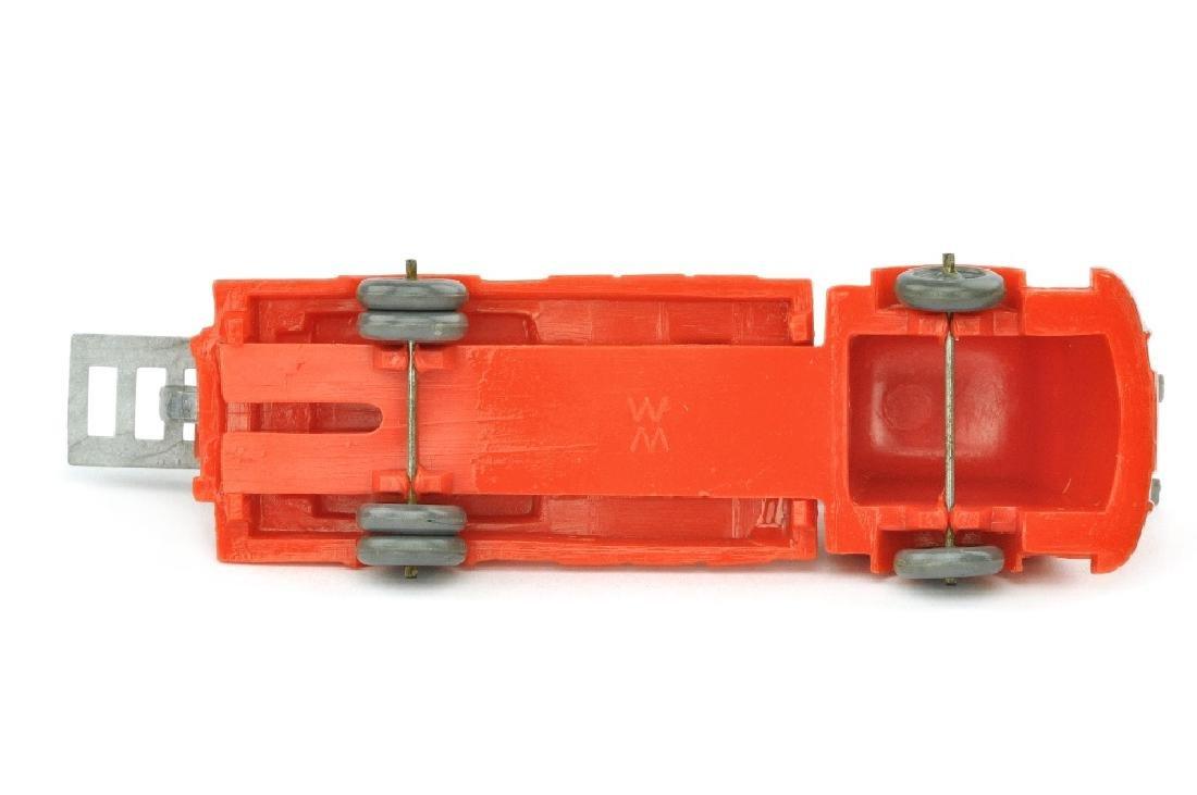 Leiterwagen Fiat, orangerot - 2