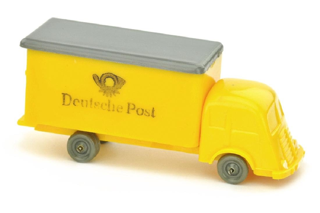 Postwagen Fiat (Dach basaltgrau)