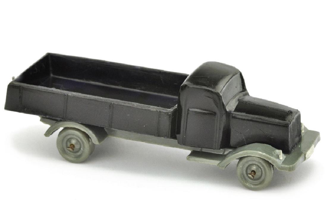 Mercedes Diesel (Typ 2), schwarz/betongrau
