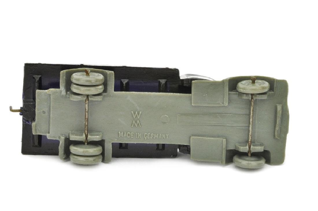 Mercedes Diesel (Typ 2), schwarz/betongrau - 2