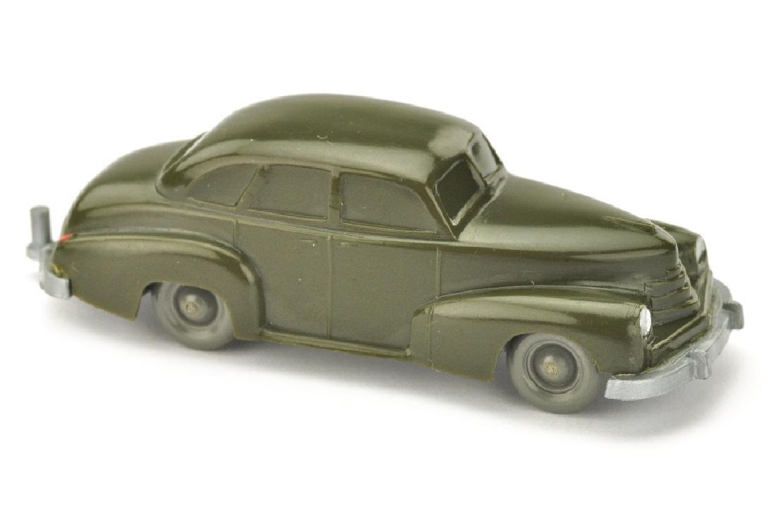 Opel Kapitaen 1951, olivgruen