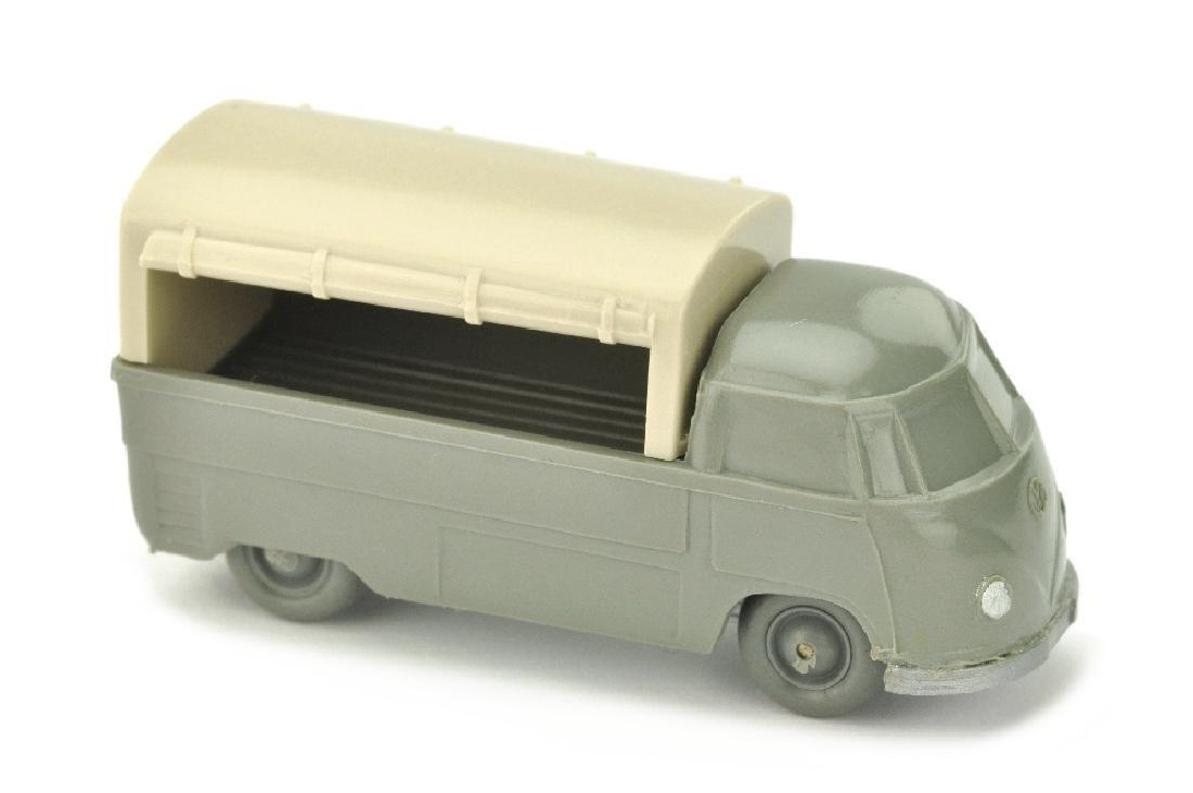 VW Pritsche, betongrau