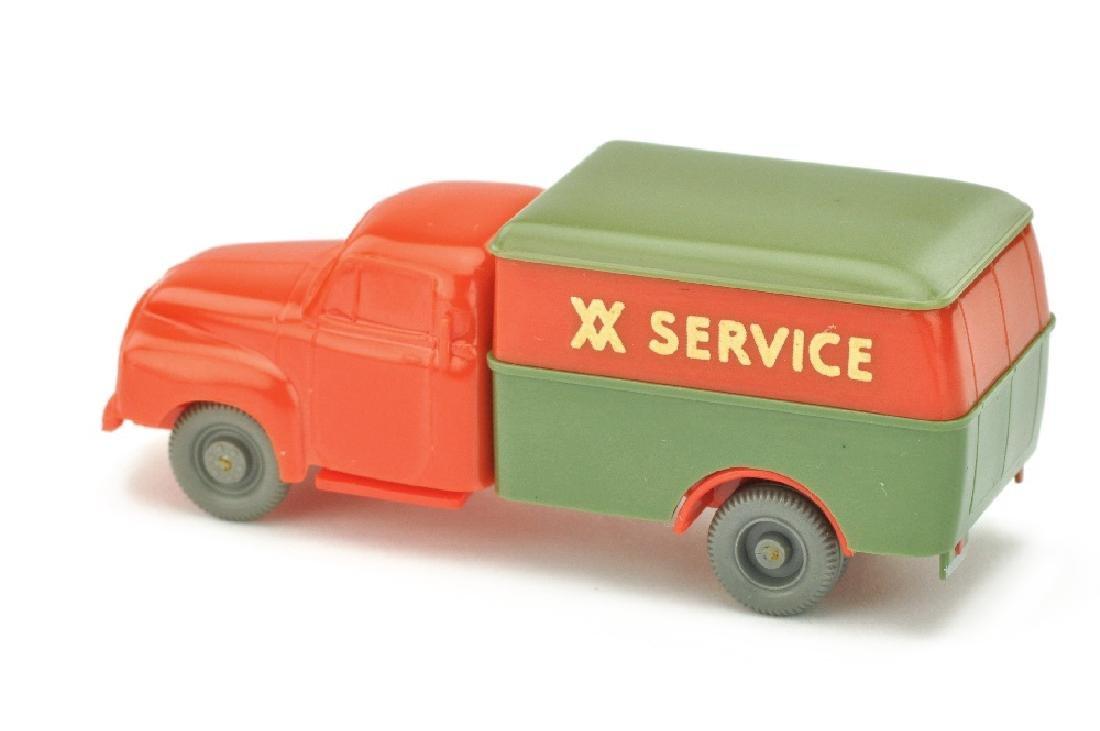Opel Blitz WM Service - 2