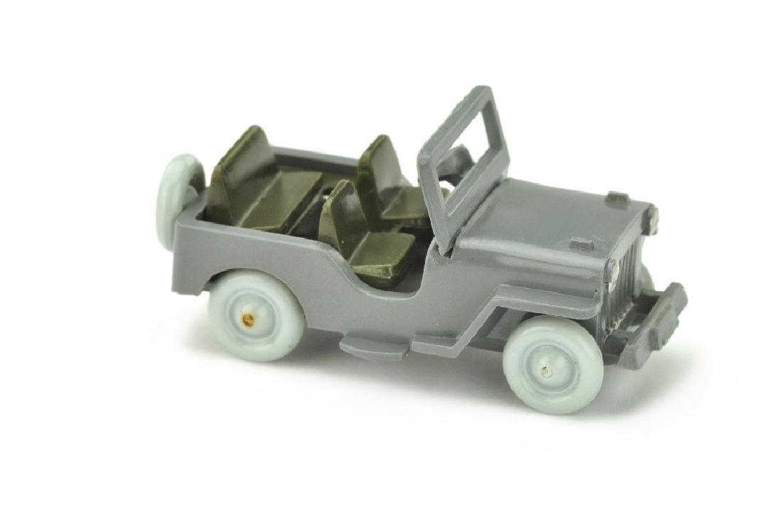 Jeep (Typ 3), basaltgrau