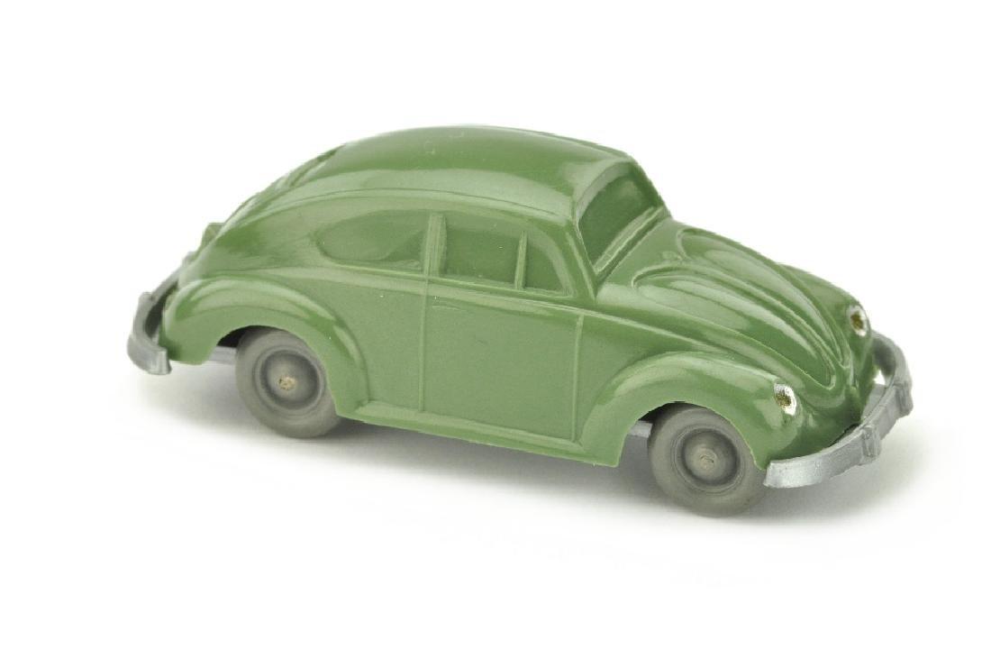 VW Kaefer (Typ 4), dunkelmaigruen