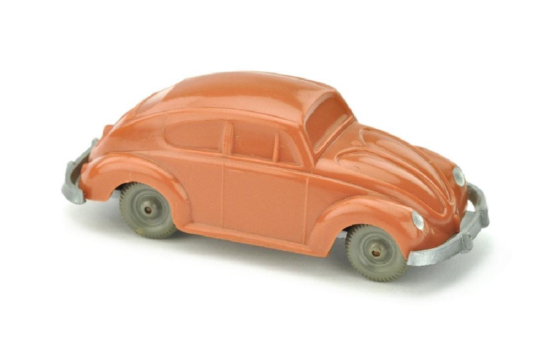 VW Kaefer (Typ 4), korallenrot