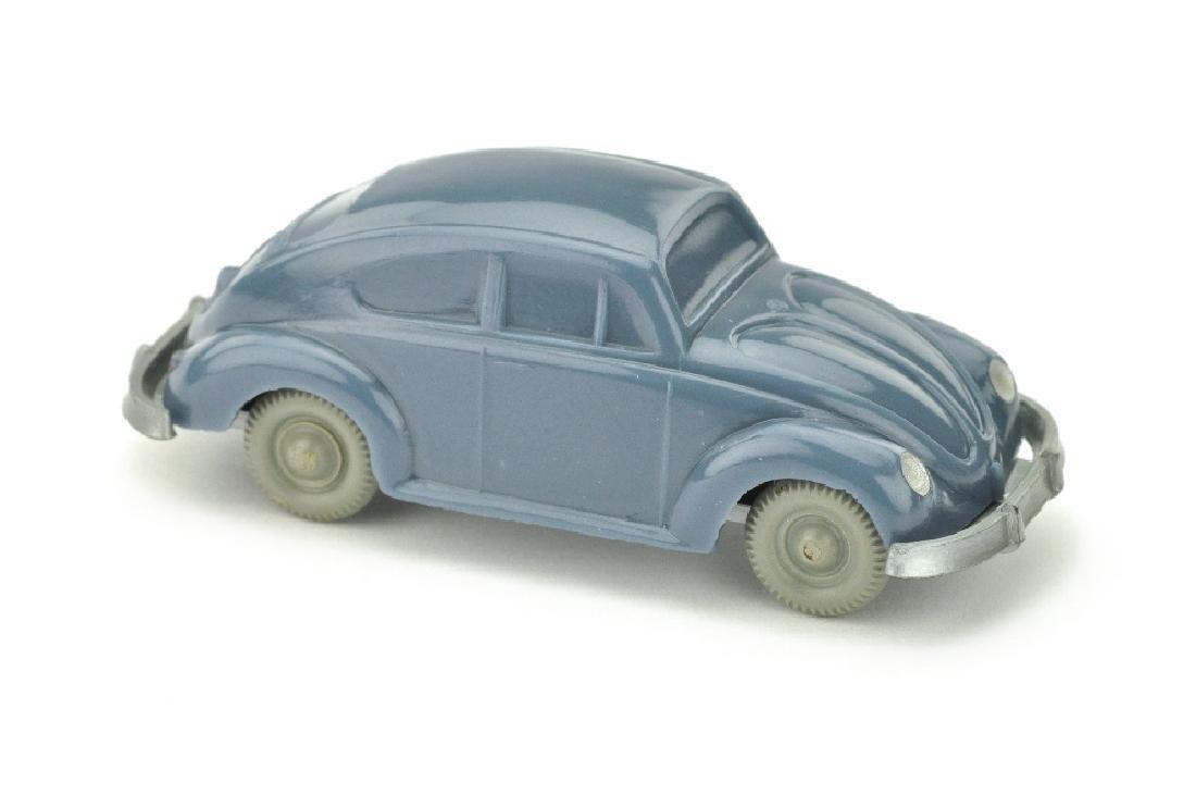 VW Kaefer (Typ 4), mattgraublau
