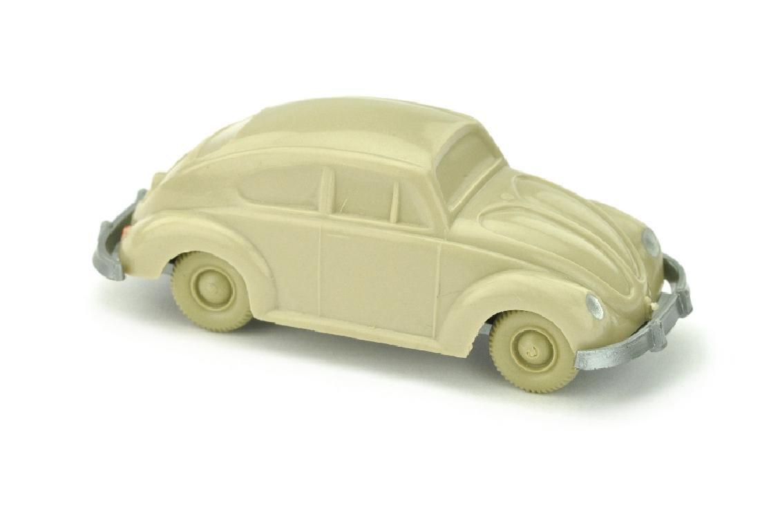 VW Kaefer (Typ 4), hellgelbgrau