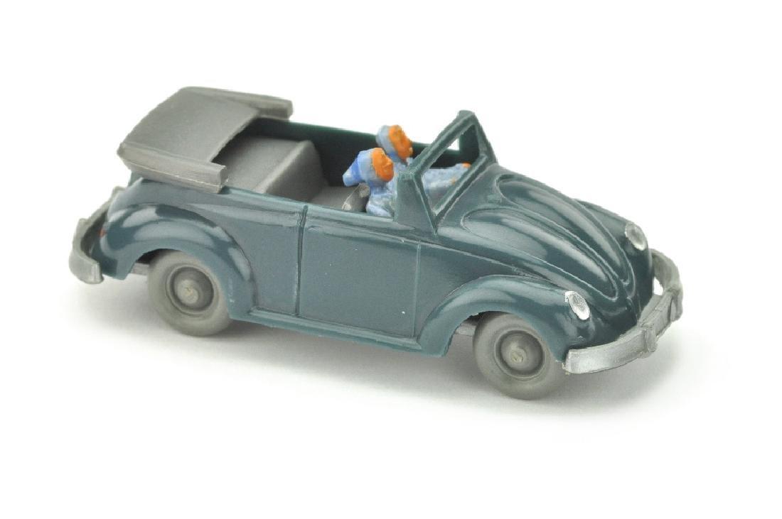 VW Kaefer Cabrio (Typ 4), dunkelgraublau