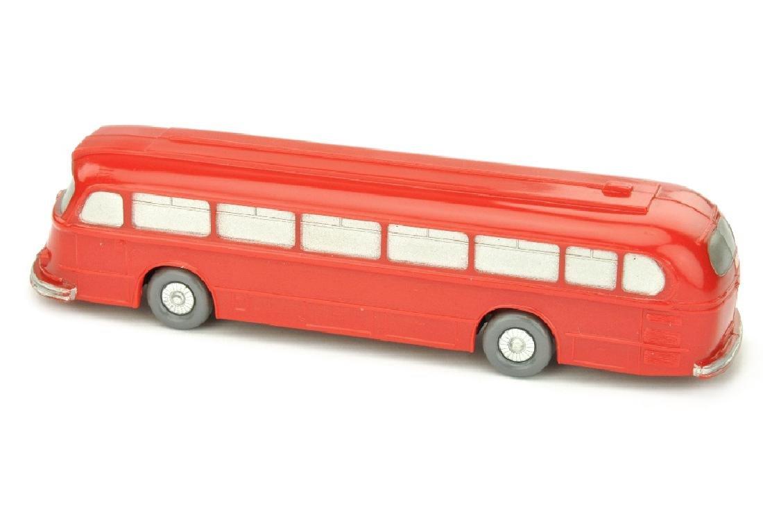 Omnibus Mercedes O 6600, (dunkles) rot - 2
