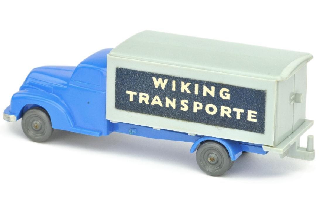 Koffer-LKW Ford, himmelblau/silbergrau - 2