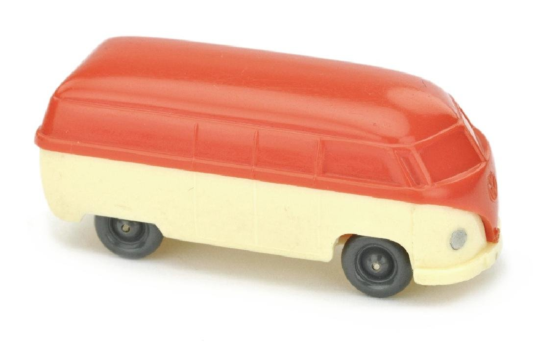 VW T1 Kasten (Typ 3), orangerot/creme