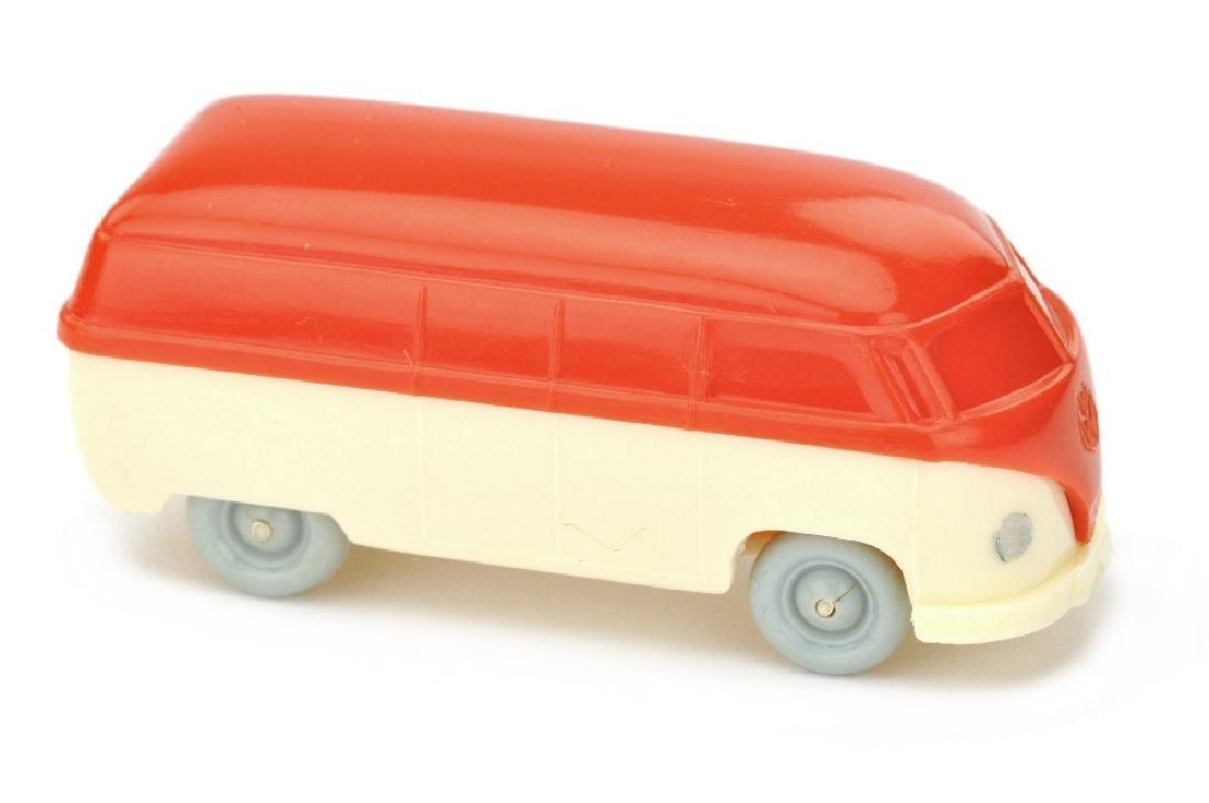 VW T1 Kasten (Typ 3), orangerot/cremeweiss