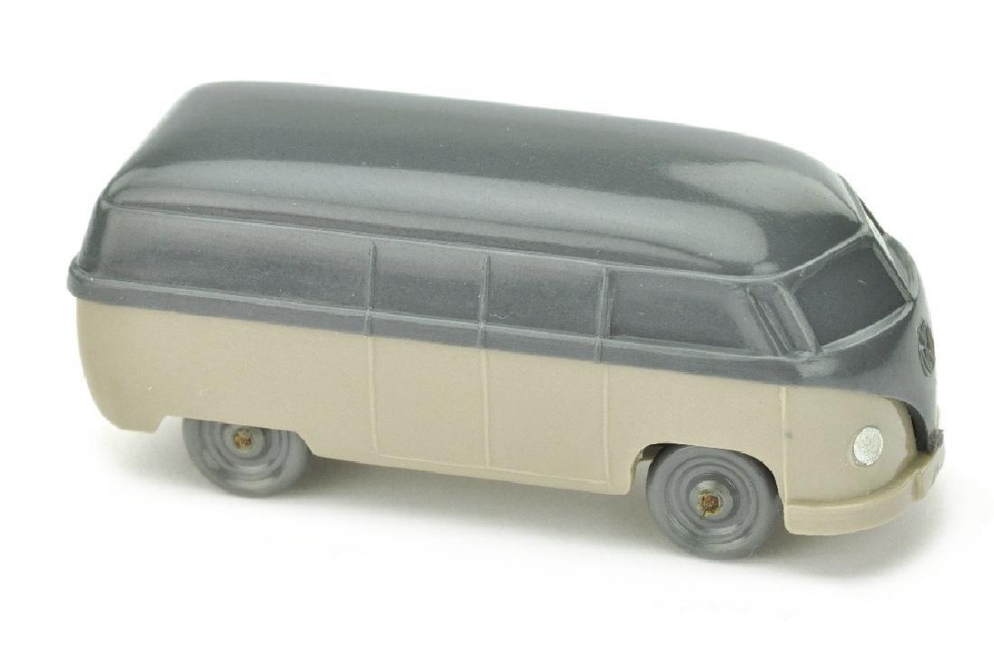 VW T1 Kasten (Typ 3), d'-basaltgrau/braunelfenb.