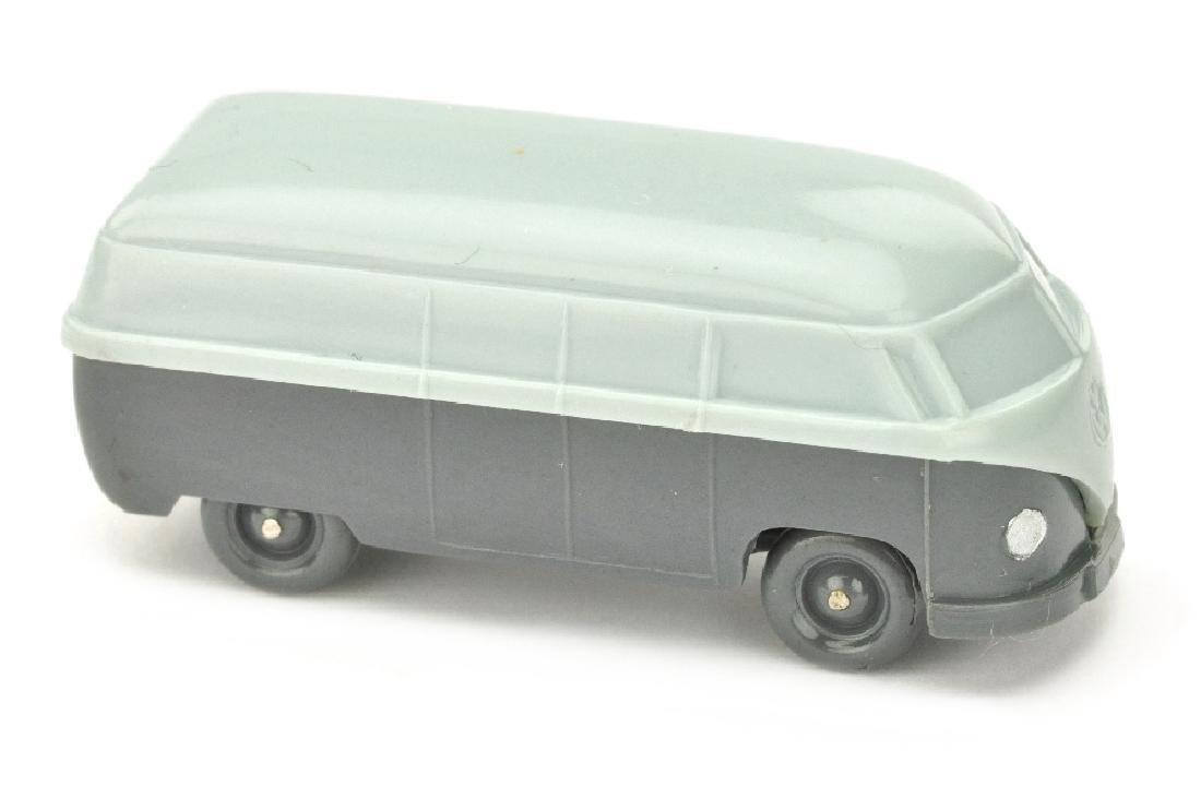 VW T1 Kasten (Typ 3), silbergrau/d'-basaltgrau